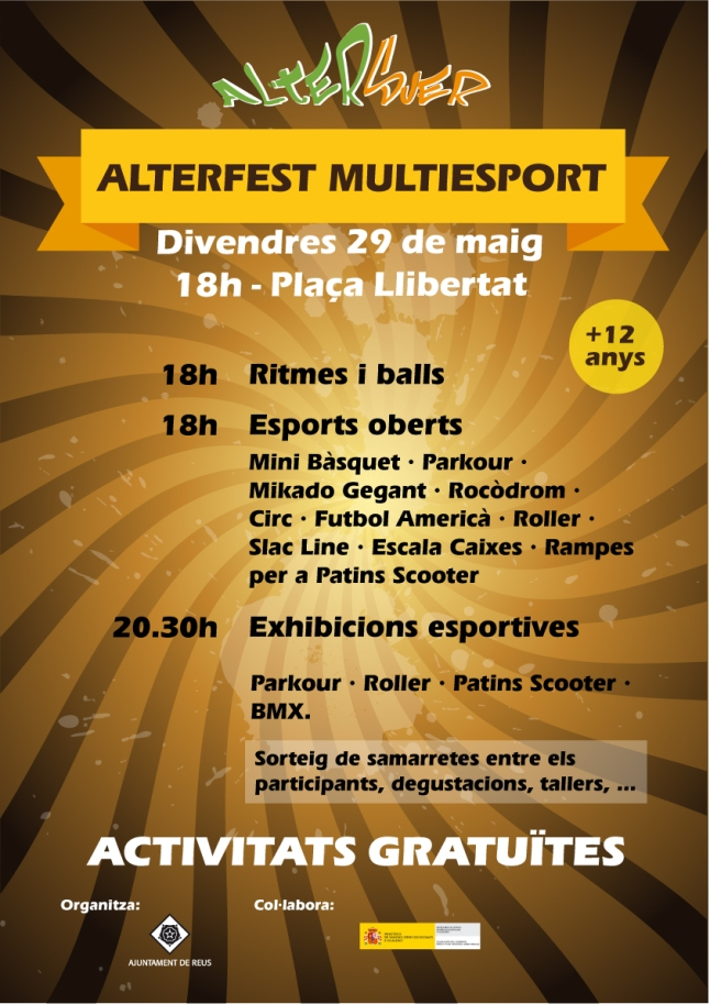 cartell multiesport
