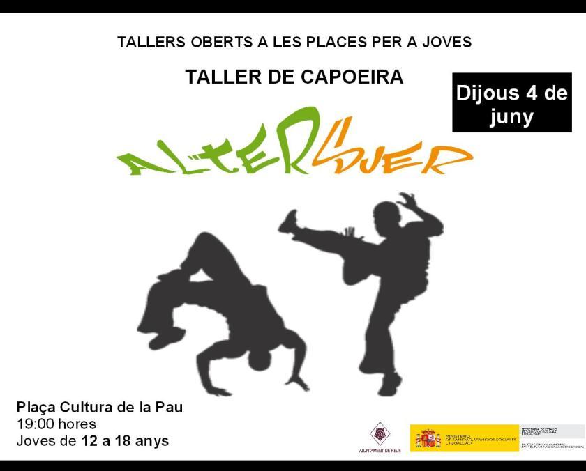 Taller capoeira