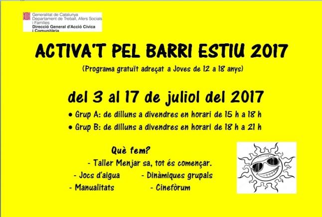 CARTELL ACTIVA'T ESTIU 2017 2.jpg